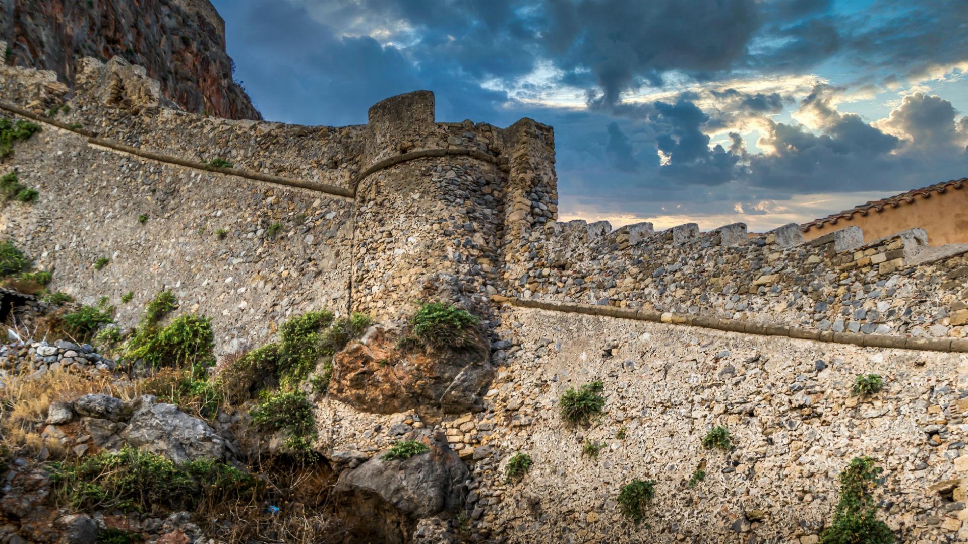 Besökstips: Monemvasia, stad på en klippa i havet