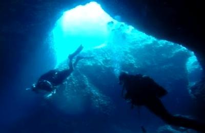 dykning i grekland för nybörjare