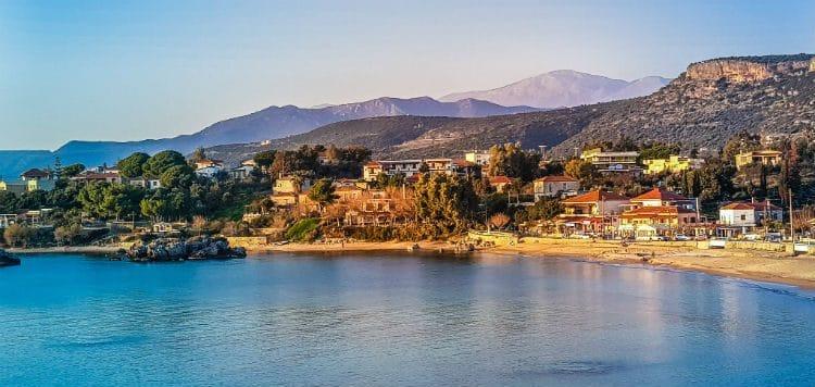 Planerar du semester i Grekland Res till Stoupa i Mani