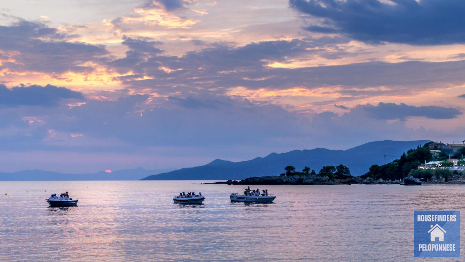 Kurs, semester, företagsevent: hitta aktiviteter i Grekland