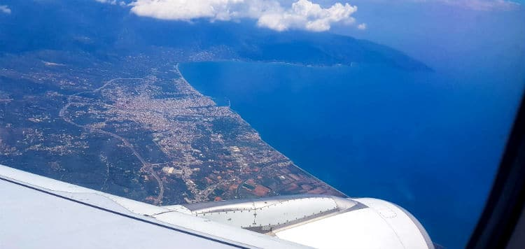 Holidays in Peloponnese direct flights Kalamata 2019