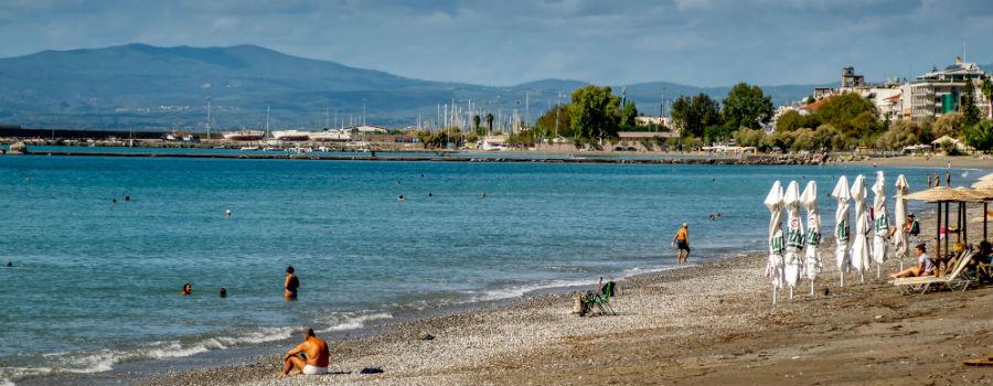 strand kalamata köp lägenhet hus grekland